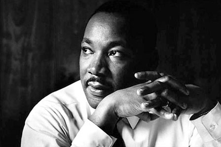 Martin Luther King's Profile Image